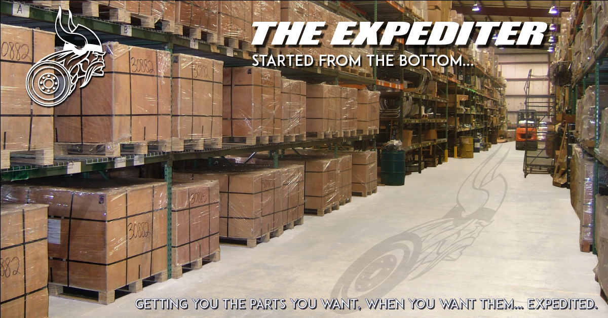 The Expediter Trailer Parts